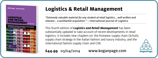Logistics and Retail Management 4th ed Signature