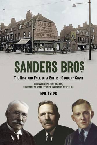 Sanders Bros Cover