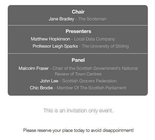 LDC Summit Panel