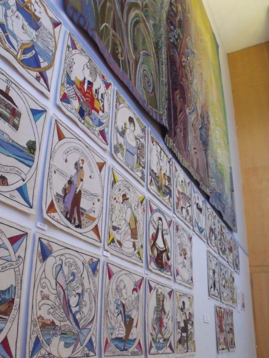 stirling tapestry 1