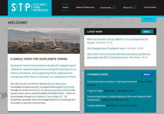 STP website
