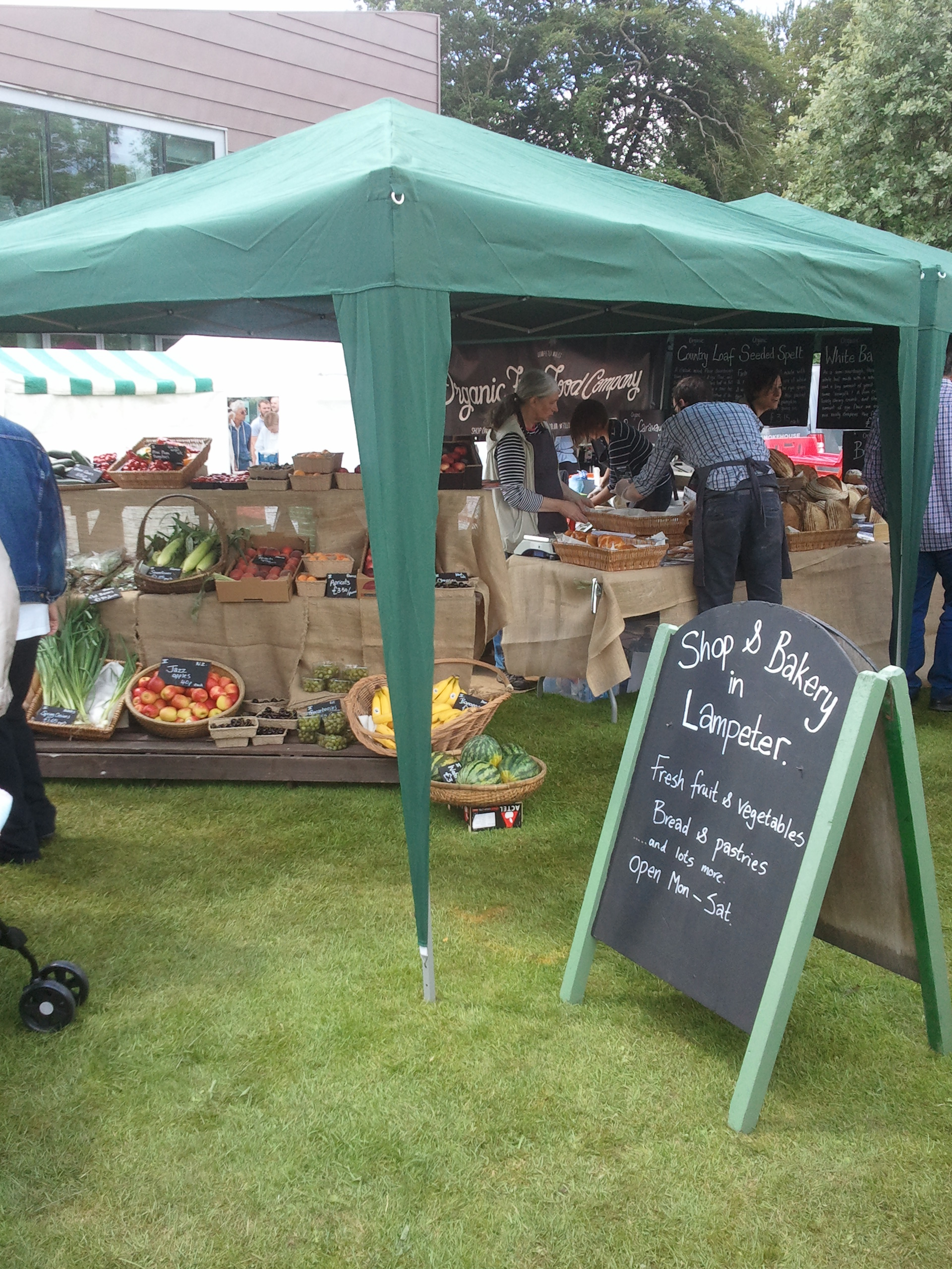 Lampeter Food Festival Stirlingretail