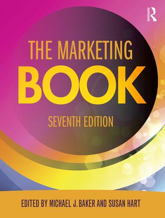 The Marketing Book Cover