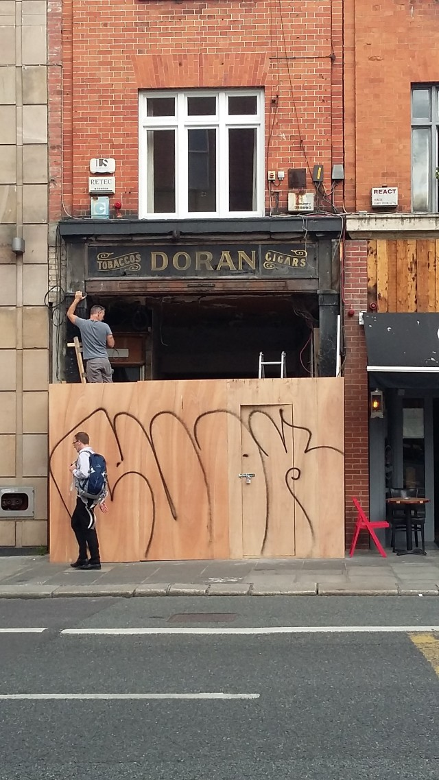 Dublin Awning LS