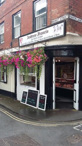 Ludlow Butcher's Shop