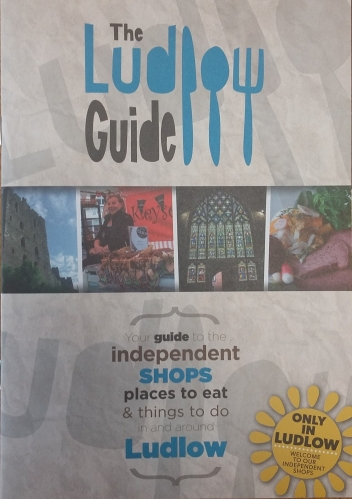 Ludlow leaflet