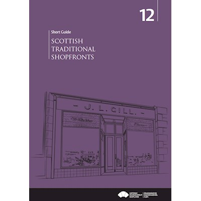 Scottish Traditional Shopfronts