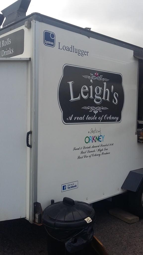 Leigh's Van
