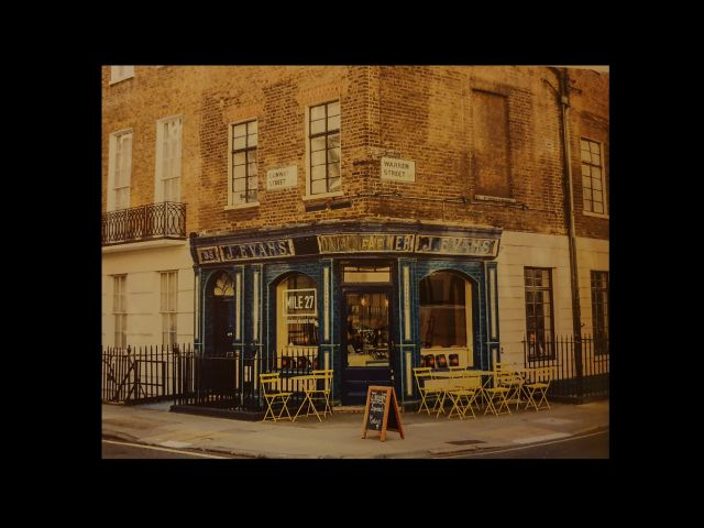 J Evans cropped Conway Street