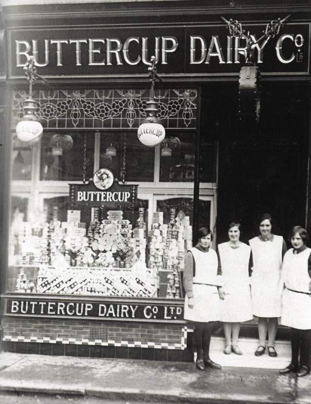 Buttercup Dairy 1920s