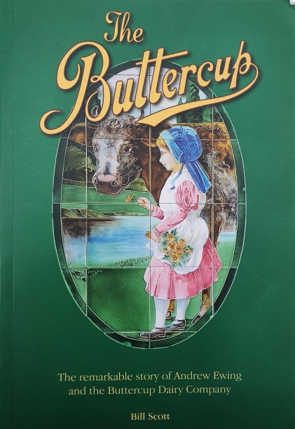 Buttercup scott book cover